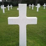 Grave site of an U.S. soldier known only to God. Freedom isn't Free!