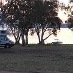 Lake Elphinstone...camping...boating