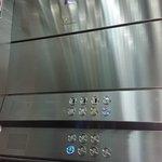 Design no elevador