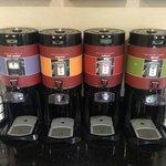 kostenloser Kaffee rund um die Uhr