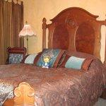 Teddy Roosevelt Suite Bedroom
