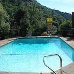 Buckeye pool is clean and refreshing and old school big and deep