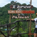 I survived Ugong Rock Adventure! Piece of cake!