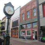 Ricatoni's in downtown Florence, Alabama