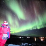 Amazing Aurora with Gunnar!