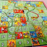 Morality snakes and ladders