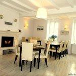 Bar hotel restaurant du port Chez Nadine