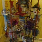 Nice gallery of venecian masks