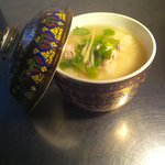 pork rice soup