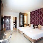 巴東艾切克飯店開放式公寓