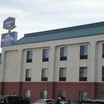 Hampton Inn em Rapid City