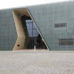 Bryła zewnętrzna muzeum