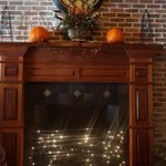 Twisted Vine Fireplace