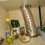 Dispensa cucina