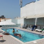 бассейн на крыше 5 этажа