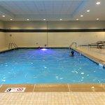 Pool was clean