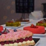 Table des desserts