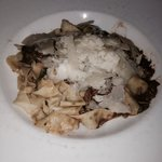 Duck Pappardelle - yum!