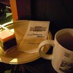 ラントマンのミニケーキとグリューワイン