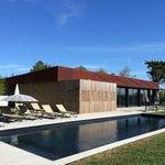 Amazing new pool house