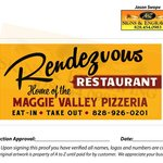 Look for our Sign, 70 Soco Road in the Maggie Valley Inn