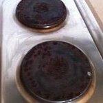 placas electricas para cocinar totalmente estropeadas