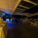 Skybar night party