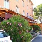 Foto de BEST WESTERN Hotel Le Sud