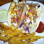 Outback Fish Taco's