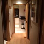 The Carthouse - standing at the front door towards the kitchen