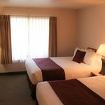 Our Two Queen Bed Rooms are Amazing!
