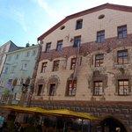 Innsbruck Old Town, near hotel