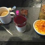 Notre café gourmand! (qui change régulièrement)