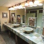 Very impressive public restroom