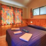 Main Bedroom in Double Cabin Accommodation