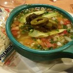 Great Mexican soup
