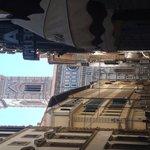 Approaching the Duomo