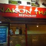 Nakon Thai at night