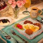 Enjoy Breakfasts From Innkeeper's Self-published Cookbook