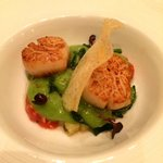 Scallops that should win some major award!