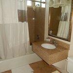 Bathroom/room # 203