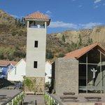 Igreja e observatório