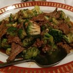 Steak, broccoli, and blah taste