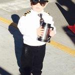The Pilot on Halloween!
