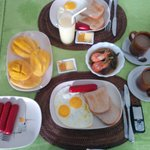 affordable breakfast.. tnk ate malen and all the friendly staff u have!!