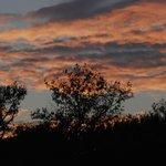 tramonto improbabile