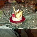un plat dessert