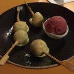 Chocolate Dumplings