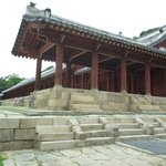 Храм Чонмё, главный зал