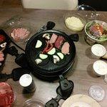 Raclette @ work